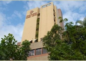 RUA CAPITÃO DESLANDES, 01, 29300-190 Cachoeiro de Itapemirim, CACHOEIRO PLAZA HOTEL