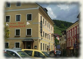 """Hotel Mariazell, Wiener Neustädterstraße, """"Himmelreich"""", Hotel"""