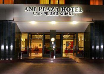 Hotel Yerevan, 19 Sayat Nova Avenue, Hotel Ani Plaza****