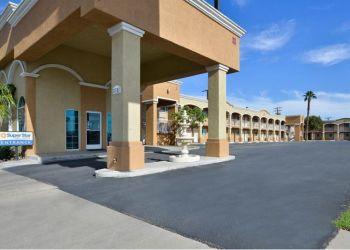 Hotel El Centro, 611 N Imperial Avenue, Hotel Super Star Inn & Suites