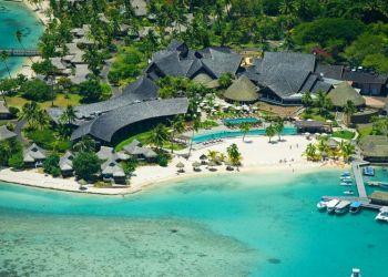 Hotel Moorea, Thiahura, Hotel Beachcomber resort Moorea****