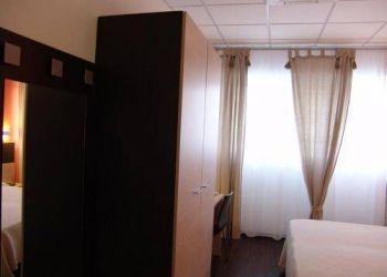 Hotel Ancona, Via Montebello 1A, Hotel Milano