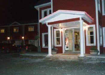 4115 Franklin Ave PO Box 596, Yellowknife, Arnica Inn By Resort Book