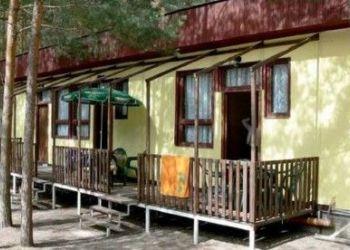 Camping Staré Splavy, Pod Borným 263, Chatová osada RACEK