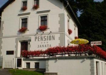 Pension Hrádek nad Nisou, Hradební 375, Pension Janata