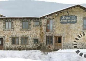 Hotel Navarredonda de Gredos, C/ Pajizo, s/n, Hostel Refugio de Gredos