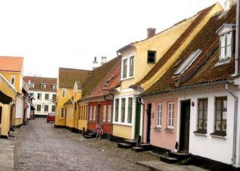 Privatunterkunft/Zimmer frei Ærøskøbing, Smedegade 14, Ærøskøbing Holiday House