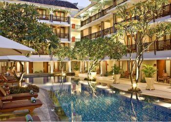 Hôtel Kuta, Jl. Kartika Plaza, Hotel The Rani & Spa****