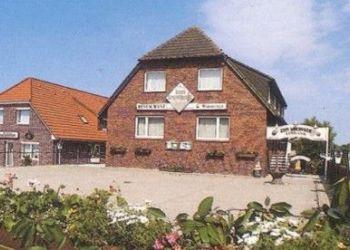 "Dorfstraße 18, Dornum, Hotel-Pension Restaurant ""Zum Wikinger"""