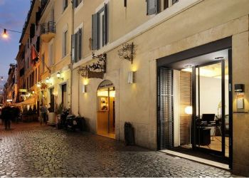 Hotel Rome, Via Mario dé Fiori, 37/B, Hotel Mario de Fiori 37***