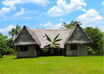 San Pedro, Río Nanay, Iquitos, Lodge San Pedro Lodge