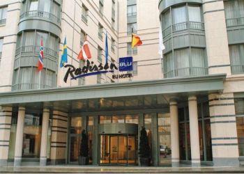 Albergo Brussels, Rue d'Idalie, 35, Hotel Radisson Blu EU****