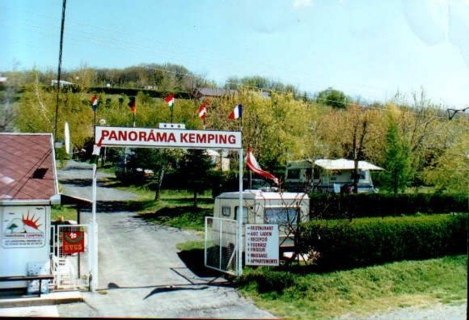 Panoráma Camping, Panoráma köz 1., 8372 Cserszegtomaj