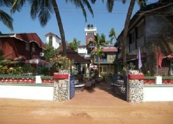 Hotel Candolim, Opp. Chapel & Govt. Primary School, Peravel Beach Holiday Home 2*