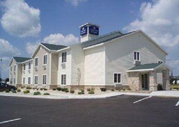Hotel Durand, 325 W Prospect St, Cobblestone Inn & Suites