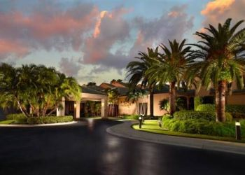 Hotel Palm Beach Gardens, 600 Northpoint Parkway, Courtyard West Palm Beach