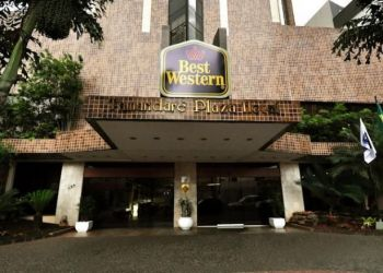 RUA SETE, 1123, 74110-090 Rio Verde, BEST WESTERN TAMANDARÉ PLAZA HOTEL