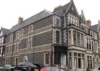 Wohnung Cardiff, 128 Kings Road, Apartment Flat 5***