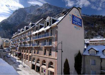 Hotel Cauterets, 11 avenue du General Leclerc, Hotel Balnéo Aladin***