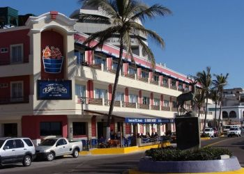Hotel Mazatlan, Blvd Olas Altas 11 Sur Centro, Hotel La Siesta Mazatlan