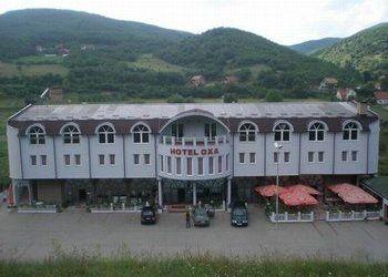 Postenje bb, Novi Pazar, Oxa Hotel