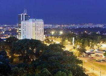 Hotel Poznan, Pl Andersa 1, Hotel Novotel Poznan Centrum***