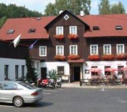 Pension Jiřetín pod Jedlovou, Lesné, Útulný penzion Starý Stožec M&M v Lužických horách