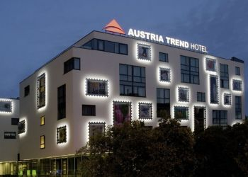 Hôtel Bratislava, Vysoka 2A, Hotel Austria Trend Bratislava****