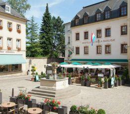 7-8 Place du Marché, 6460 Echternach, Hotel De la Basilique****