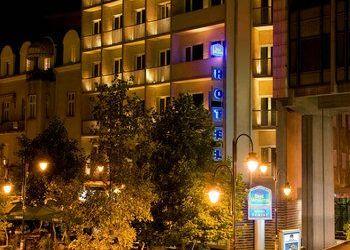 Hôtel Skopje, Gjuro Strugar Street 11, Hotel Best Western Turist