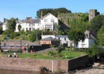 Hotel Brecon, The Castle Square, Castle of Brecon Hotel