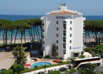 Hotel La Pineda, Paseo Pau Casals, Terramarina 4*