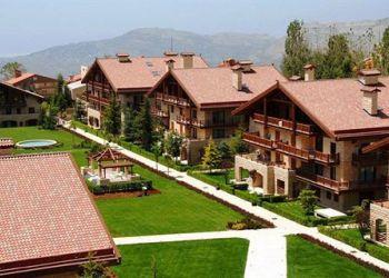 Hotel Mzaar Kfardebian, Kfardebiane,, Hotel Mzaar Inter Continental Resort****
