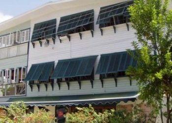 Hotel Georgetown, Camp Street, Hotel Ariantze Sidewalk Cafe