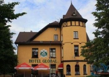Hotel Sokolov, U Divadla 589, HOTEL GLOBÁL