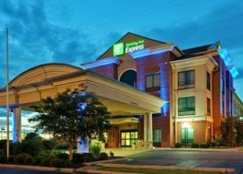 8900 Expressway Dr, Mississippi, Holiday Inn Express & Suites
