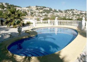 03724 Moraira, Holiday Home Villa Victoria Moraira