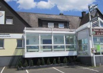 Wohnung Zehenhausen bei Rennerod, Bundestr. 2, Ristorante Pizzeria La-Perla mit Pension
