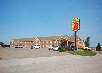 Hotel Missouri, 1919 S Wommack Ave, Super 8 Motel