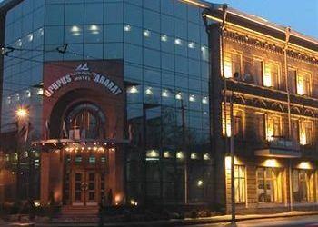 Hotel Yerevan, 7 Grigor Lusavorich Str, Hotel Ararat****