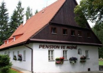 Malá Morávka 130, Mala Moravka, Pension Ve mlýně