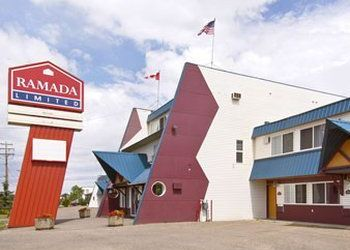 Hotel British Columbia, 1748 Alaska Ave, Junction Alaska Hwy &, Ramada Limited