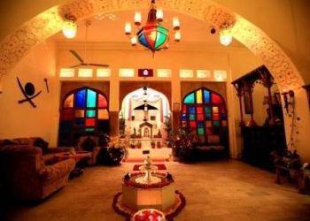 Hotel Jodhpur, Bachraj Ji Ka Bagh, The Kothi Heritage