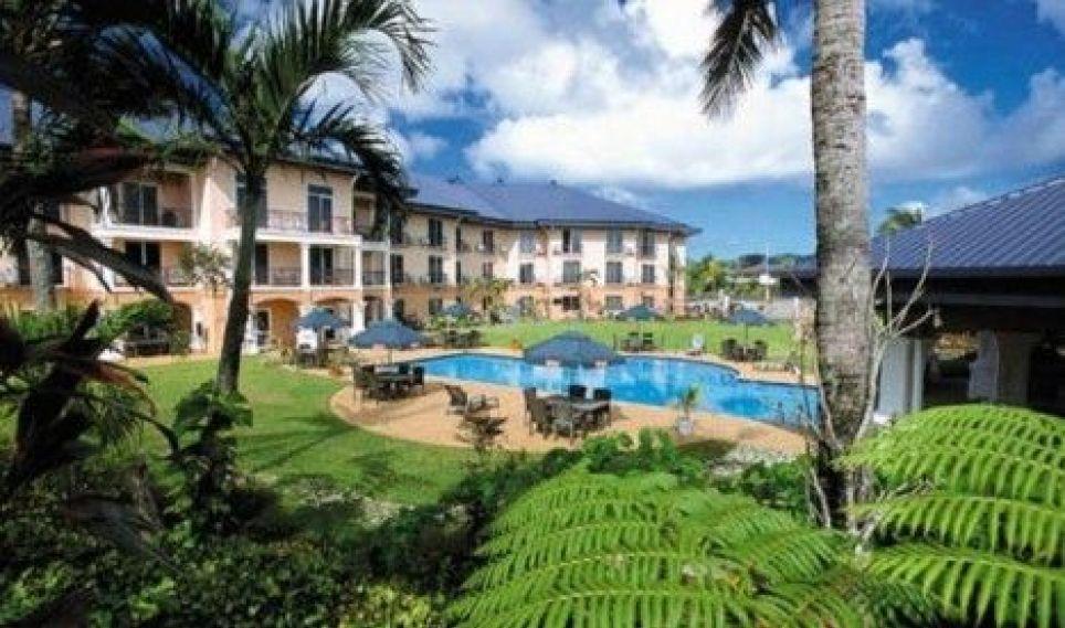 Tradewinds Hotel, Ottoville, Fagatogo