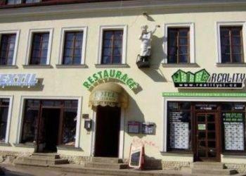 Hotel Česká Lípa, Erbenova 33, HOTEL ZLATÝ HROZEN