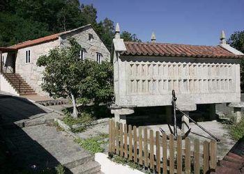 Hotel Marín, Allariz, Casa do Tomás