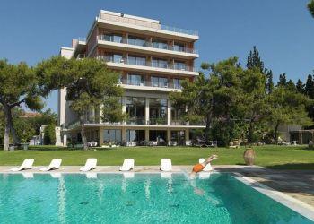 Hotel Loutraki-Agioi Theodoroi, Isthmia - Kehries,, Hotel Kalamaki Beach***