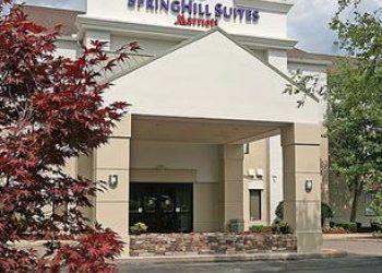Hotel Georgia, 1119 Bullsboro Dr, SpringHill Suites by Marriott Newnan