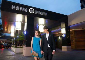 Hotel Houston, 2525 West Loop S, Hotel Derek****