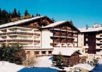 Hotel Chavannes-le-Chêne, Avenue des Bains 9, , Hotel La Prairie